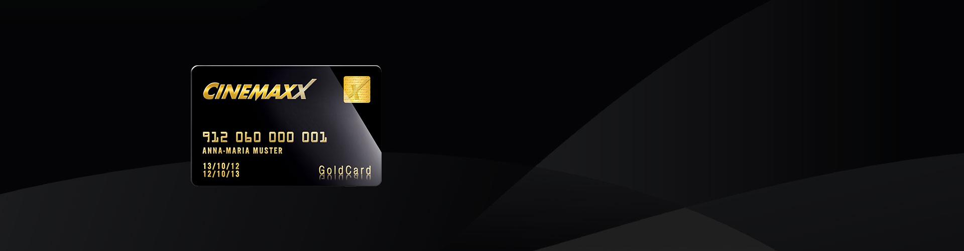 Cinemaxx Goldcard