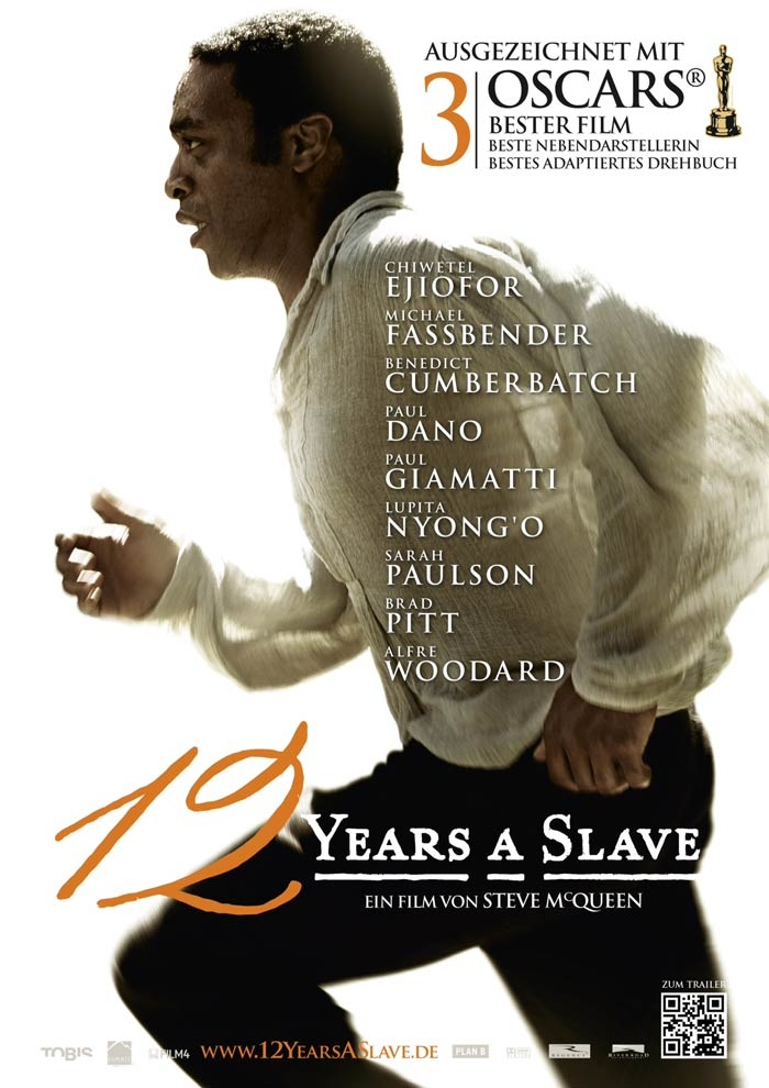 12 Years A Slave Fsk