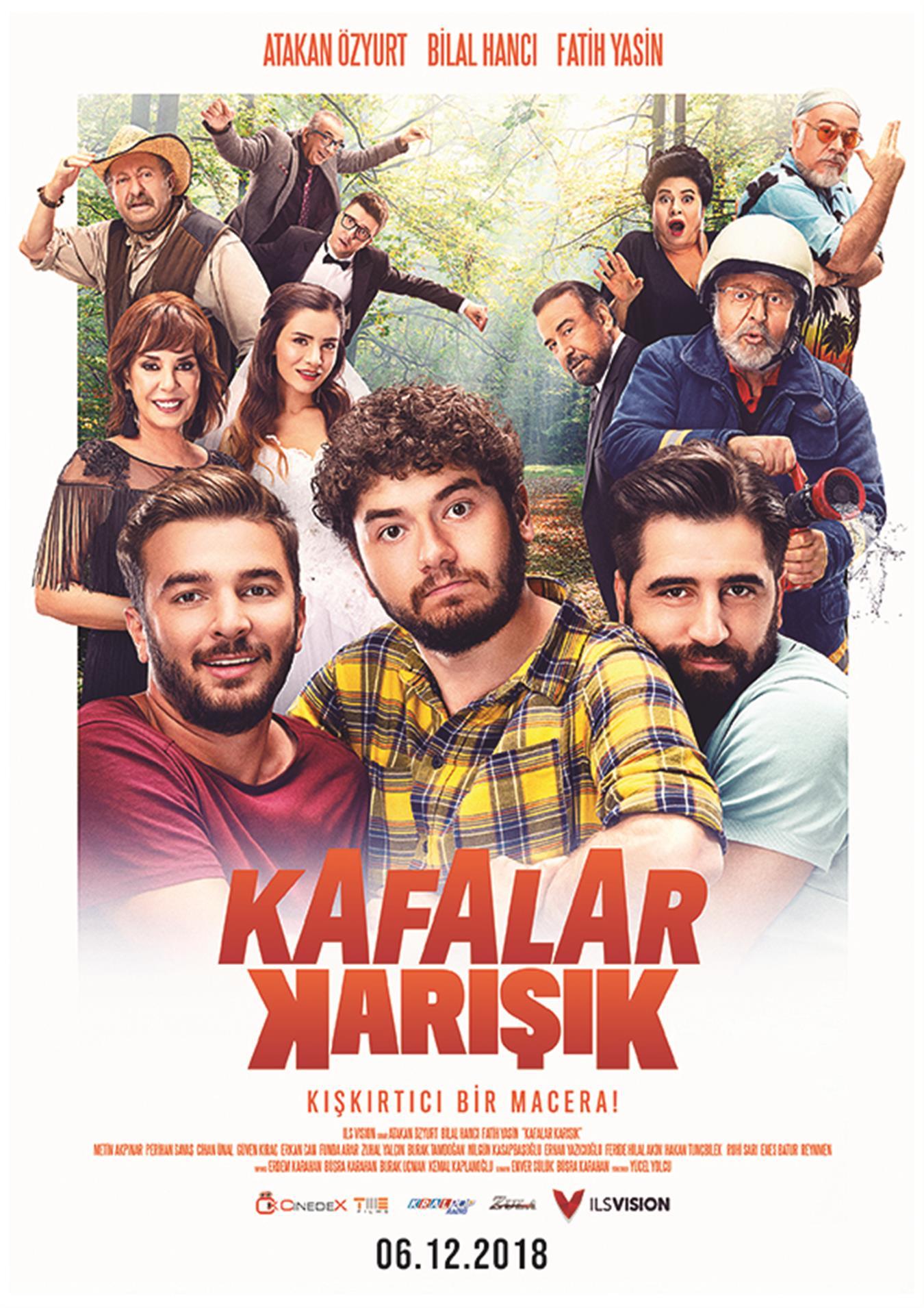 Kafalar Karisik