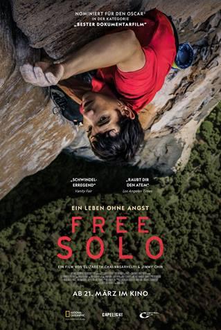 21. März - FREE SOLO