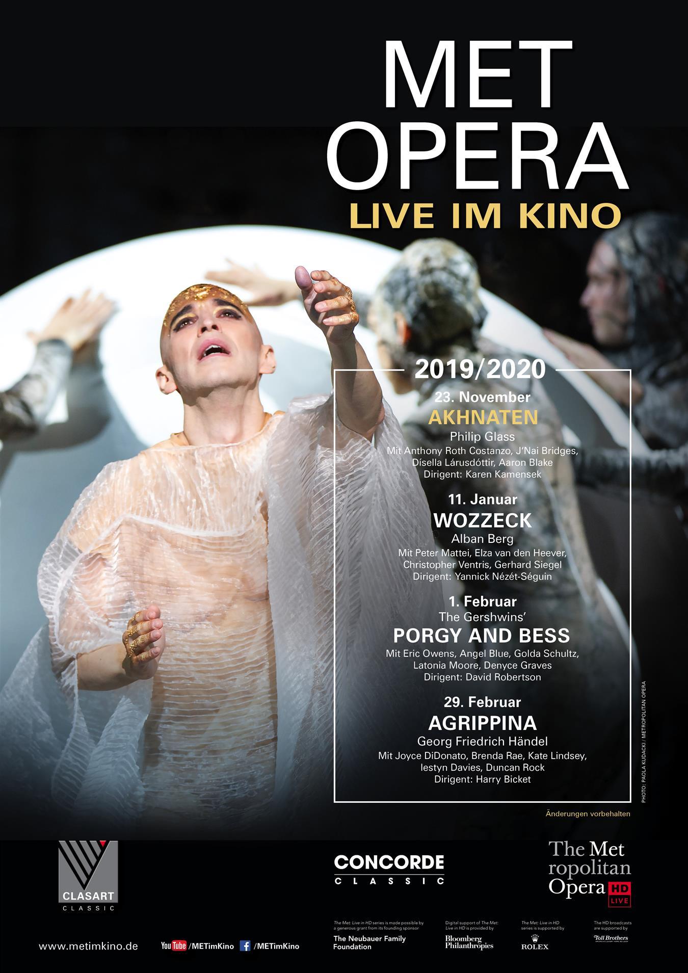 MET Opera: AKHNATEN