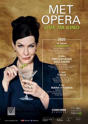 MET Opera: AGRIPPINA