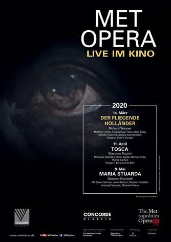 MET Opera: DER FLIEGENDE HOLLÄNDER