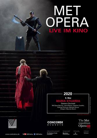 MET Opera: MARIA STUARDA