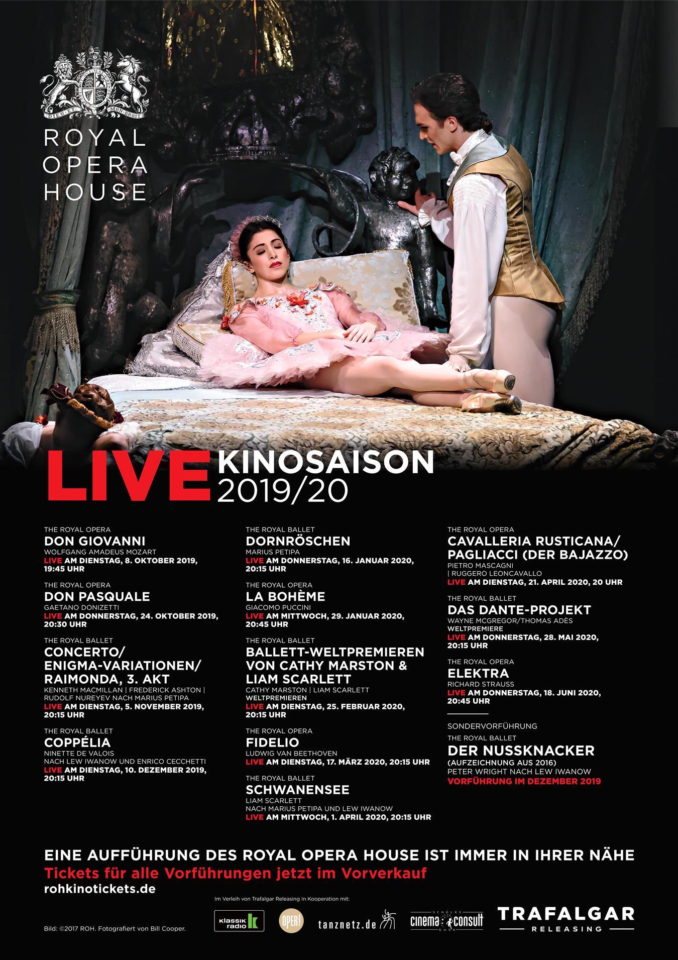ROH – Puccini LA BOHÈME (Live)