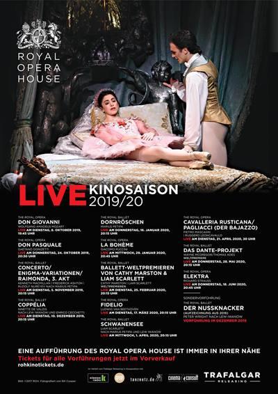 ROH – Cavalleria Rusticana / Pagliacci (Der Bajazzo) (Live)