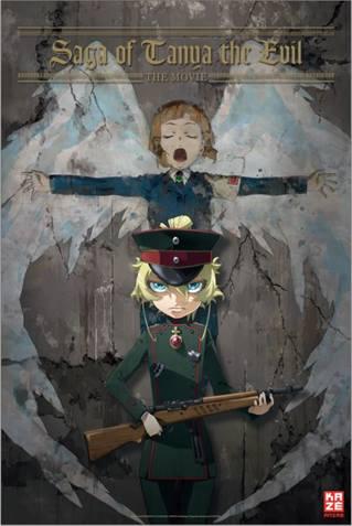 25. Februar - Anime Night - Saga of Tanya the Evil: Movie