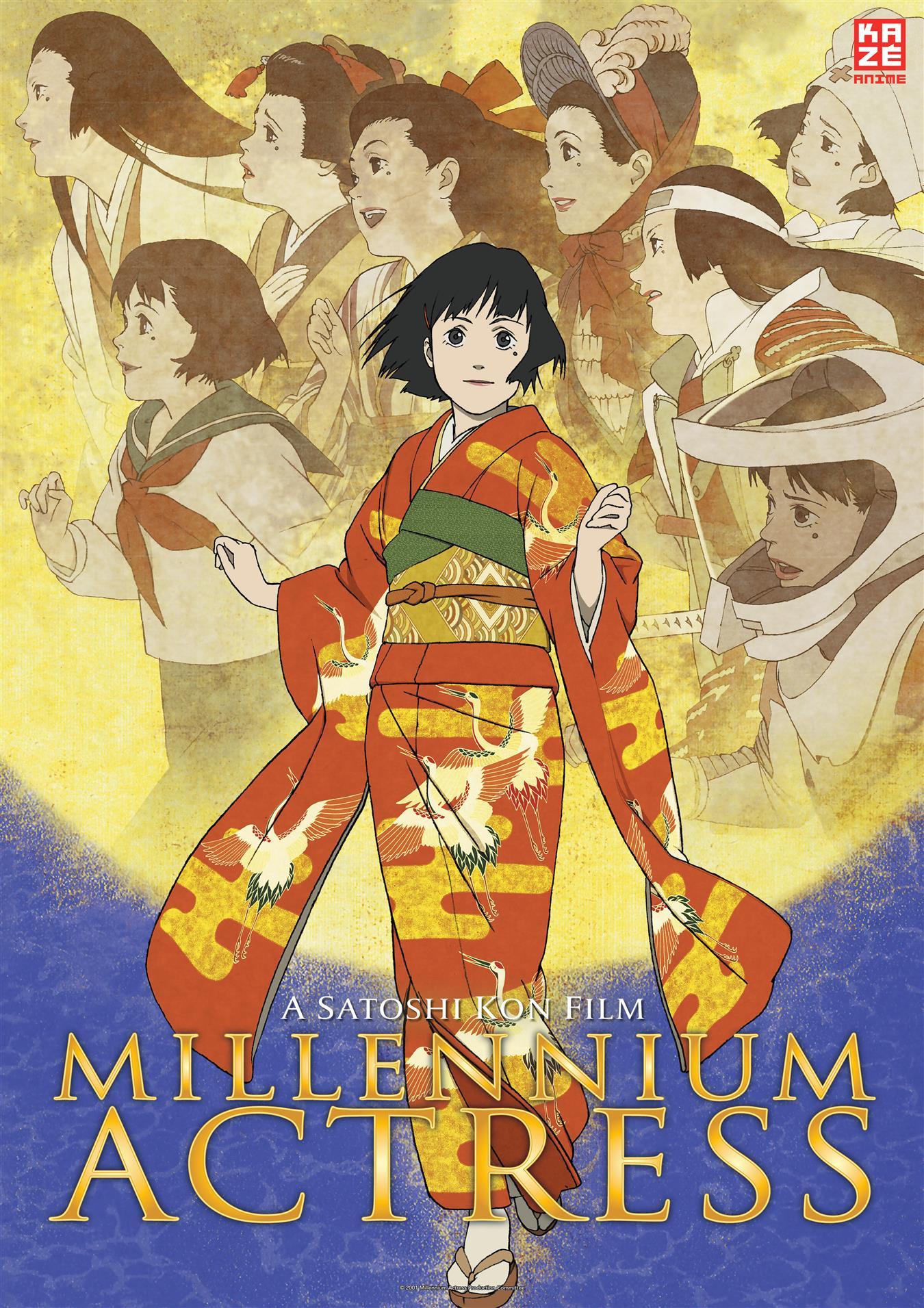Anime Night - Millennium Actress