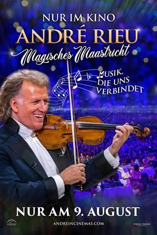 9. August - André Rieu - Maastricht-Konzert 2020: Gemeinsam glücklich