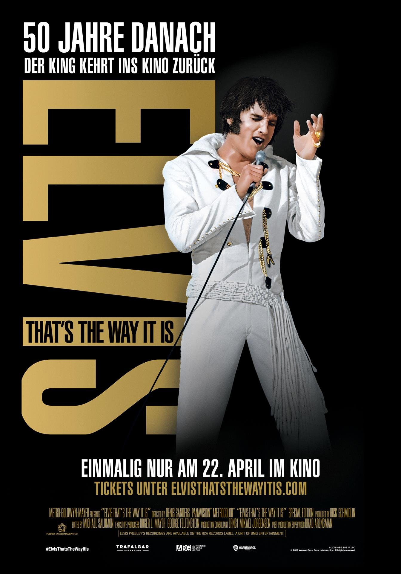 Elvis: That`s The Way It Is