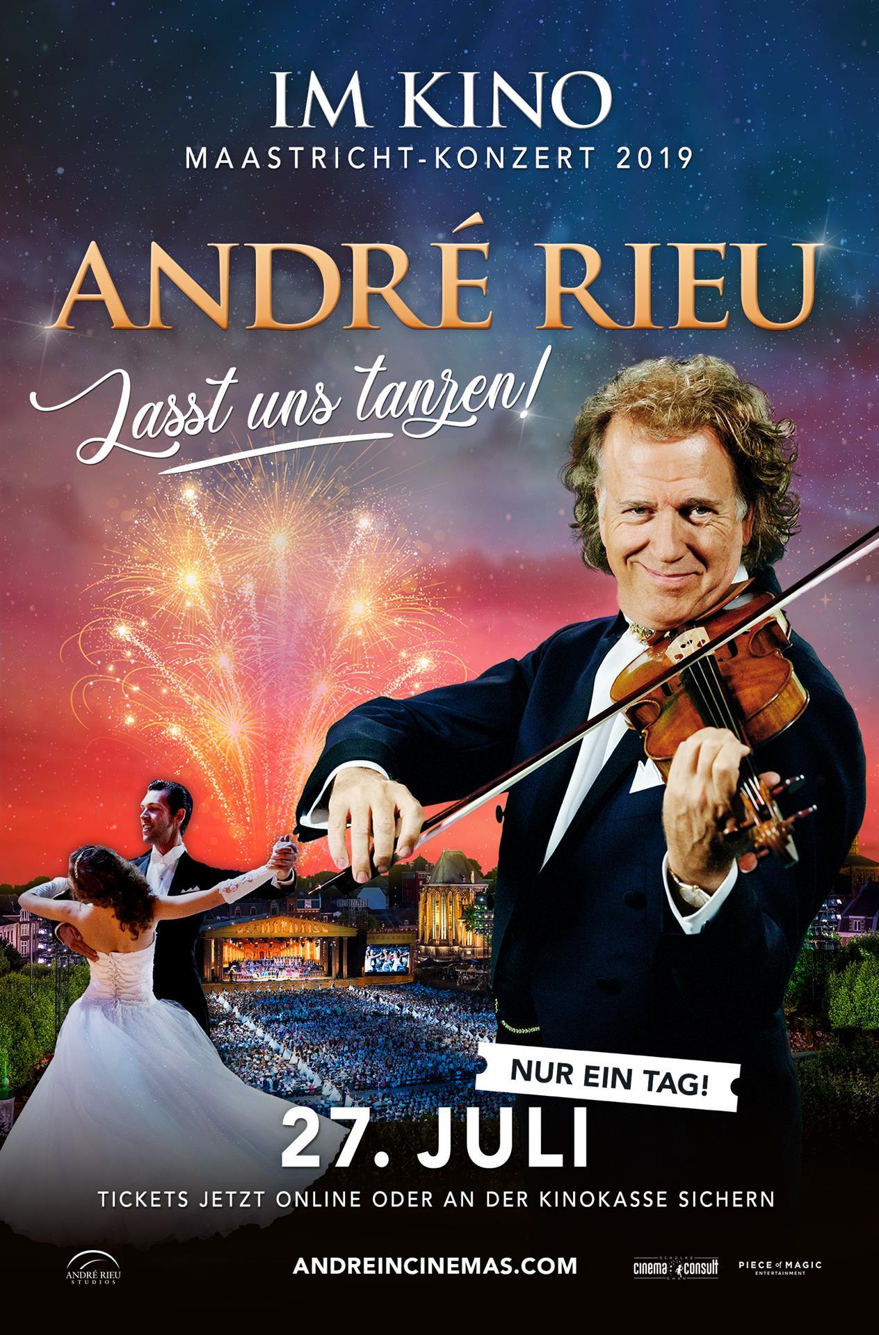 """André Rieus Maastricht-Konzert 2019 """"Lasst uns tanzen!"""""""