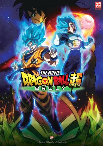Anime Night -  Dragonball Super: Broly