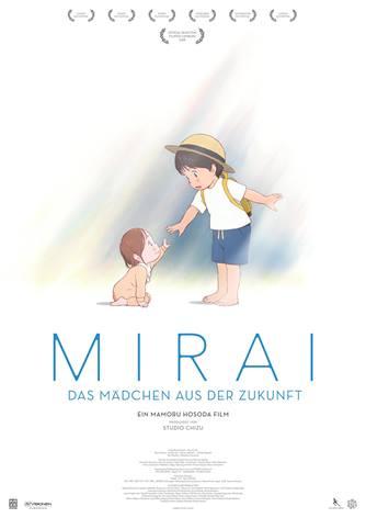 Anime Night - Mirai - das Mädchen aus der Zukunft