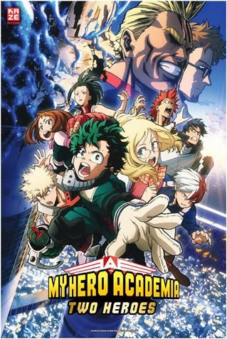26. März - Anime Night - My Hero Academia: Two Heroes