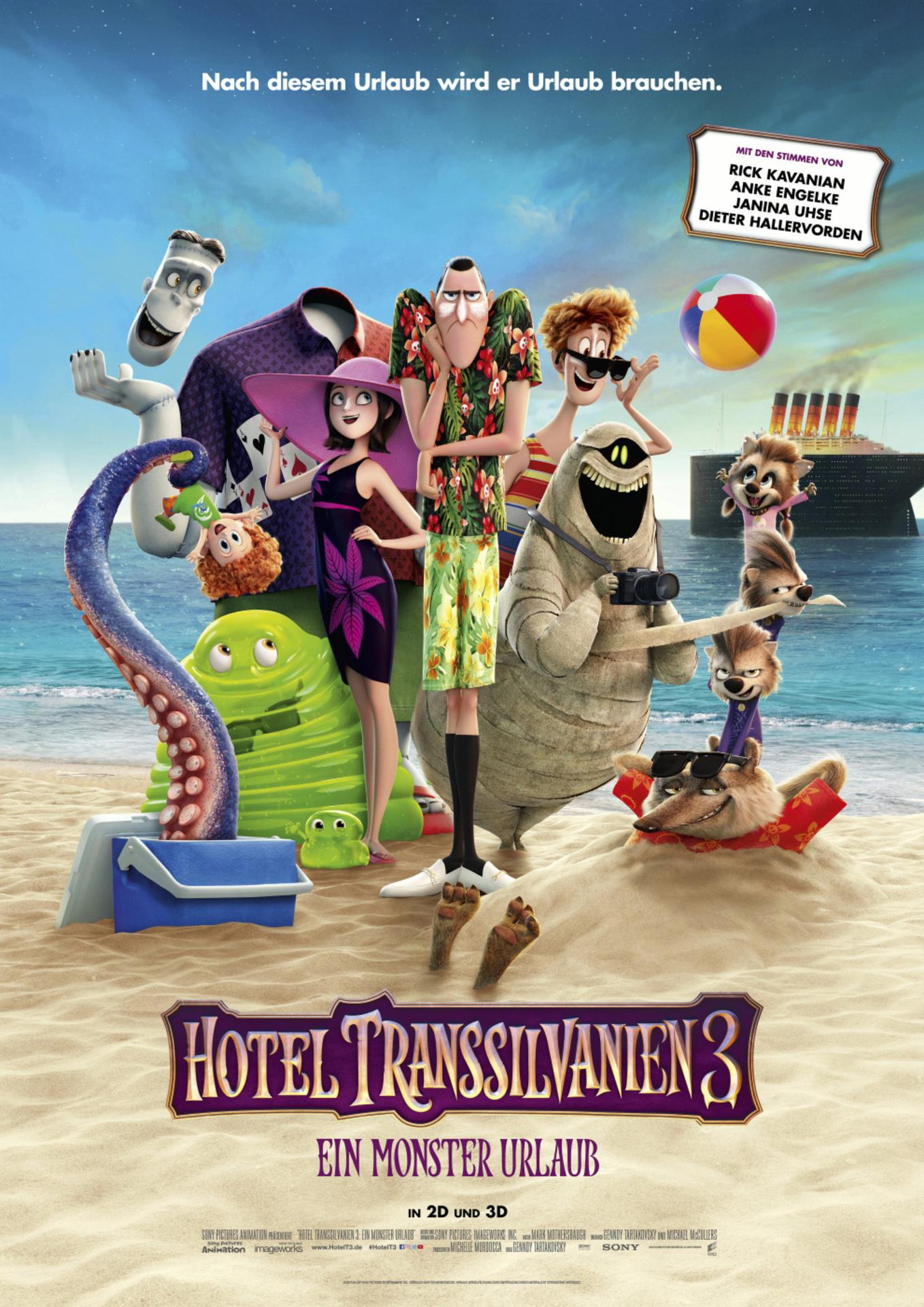 Hotel Transsilvanien 3 - Ein Monsterurlaub