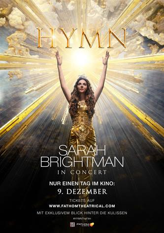 HYMN - Sarah Brightman in Concert