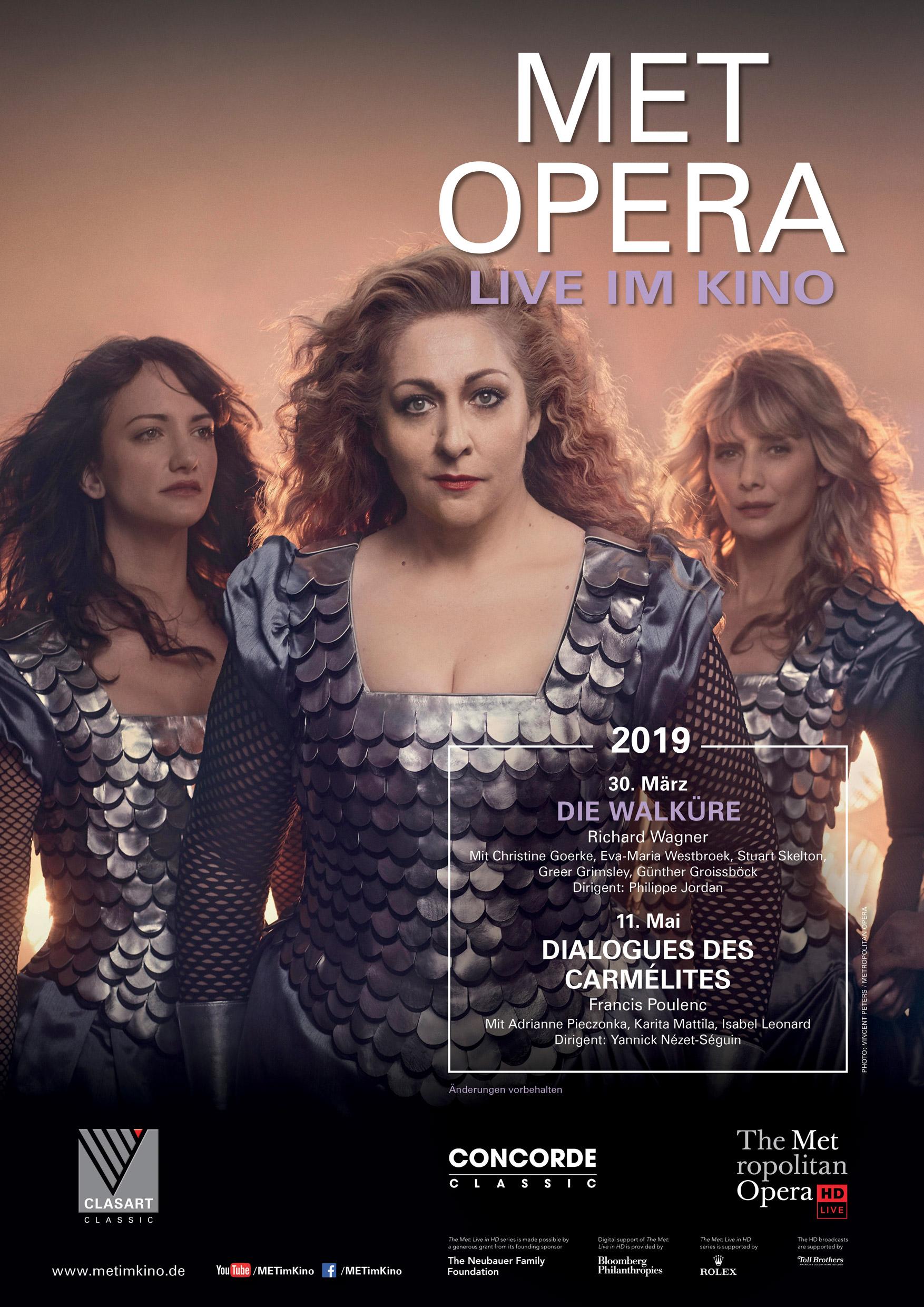 MET Opera: DIE WALKÜRE