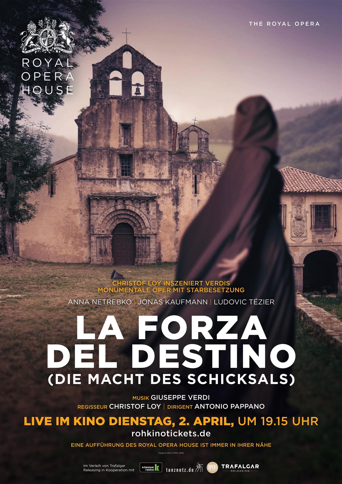 ROH Verdi LA FORZA DEL DESTINO (DIE MACHT DES SCHICKSALS)