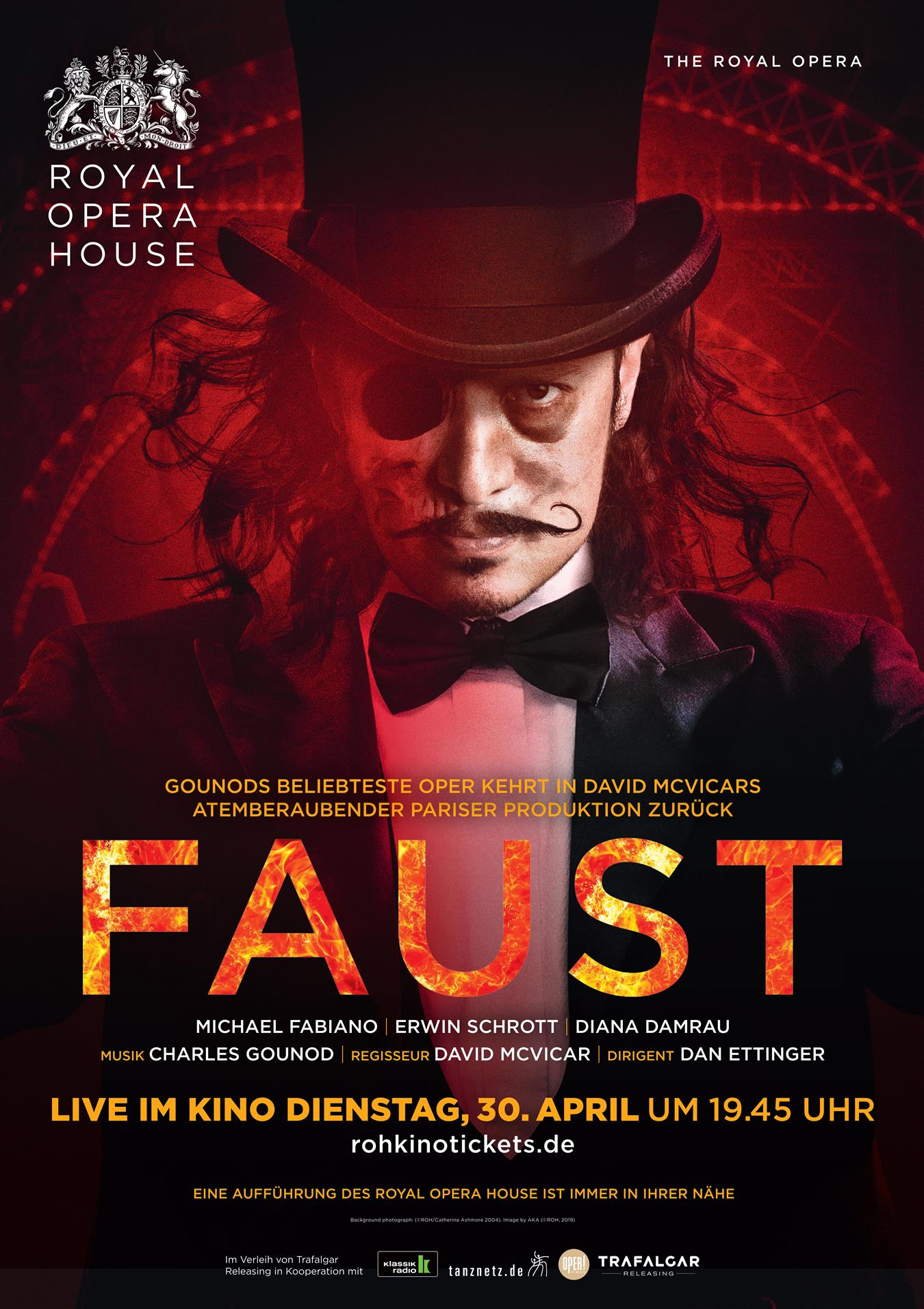ROH Gounod FAUST