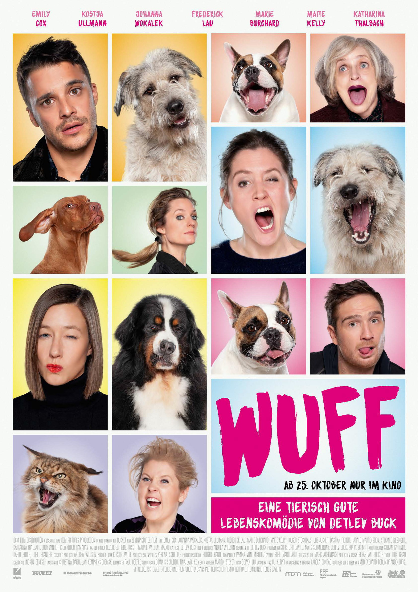 Wuff - Folge dem Hund